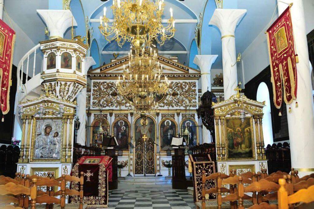 Panagia Limnia (Holy Mary) Church