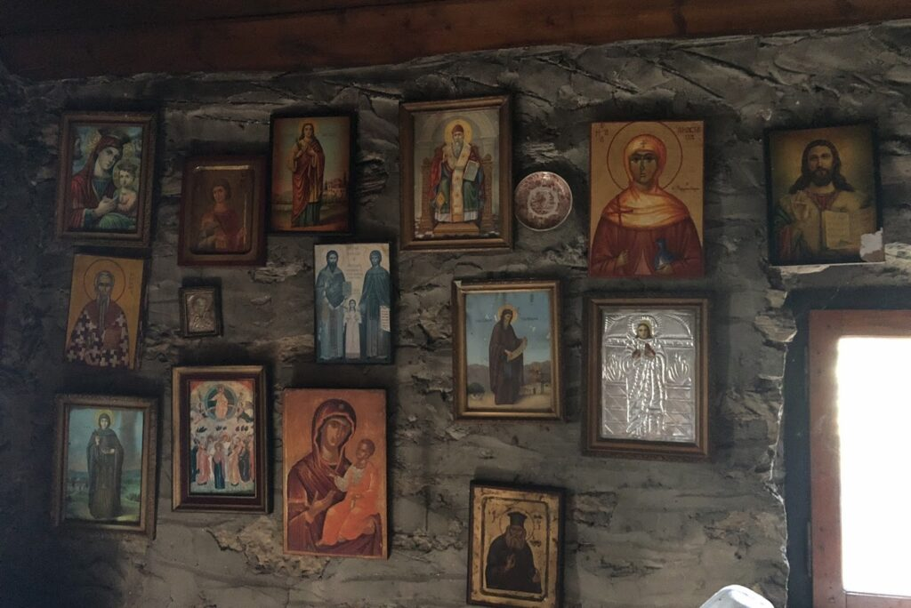Agia (Saint) Anastasia
