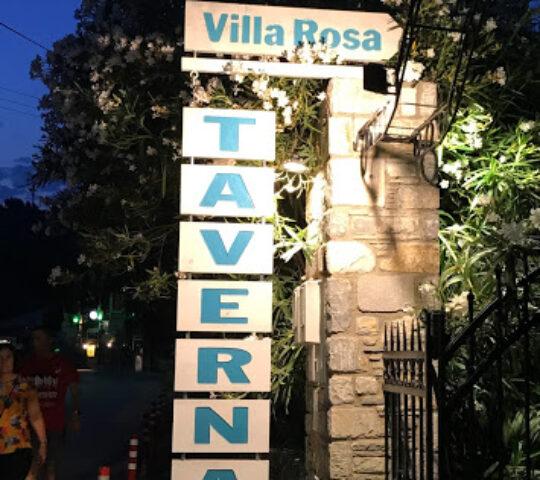 Taverna Villa Rosa