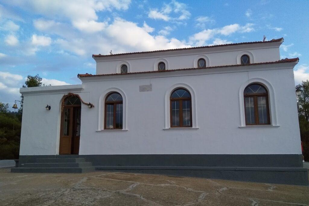 Agios (Saint) Fanourios