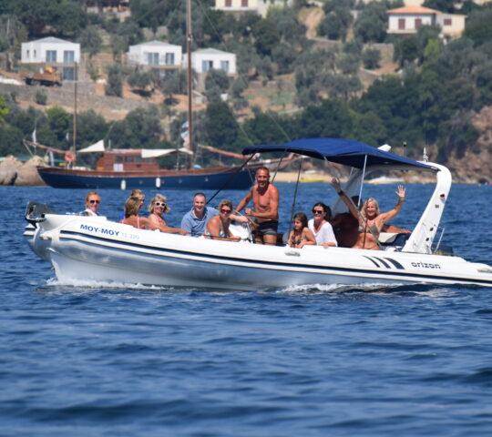 Kanapitsa Boat Rental