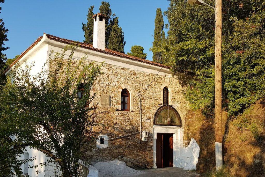 Panagia Eikonistria Monastery