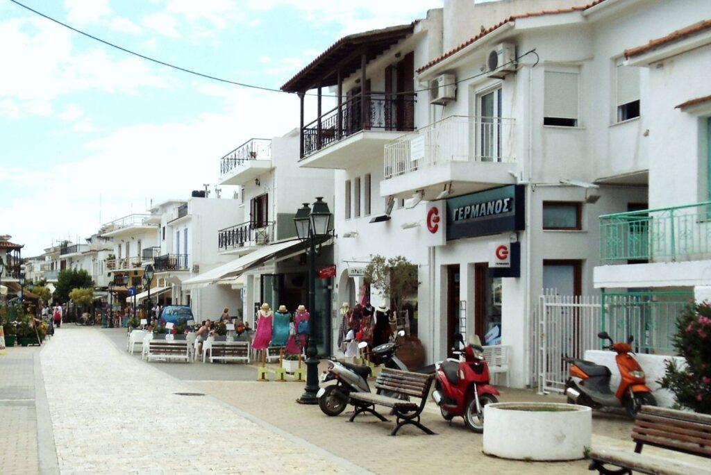 Papadiamanti Street