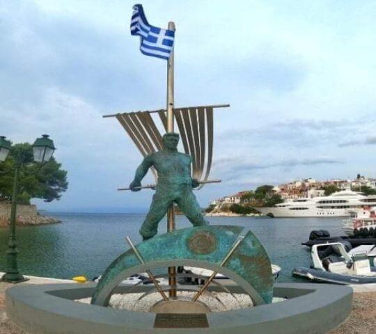 Memorial of Unseen Sailor