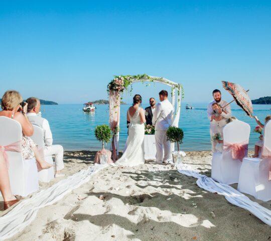 Skiathos Wedding