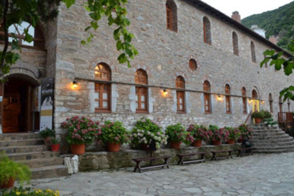 Evangelistria's Monastery Museum