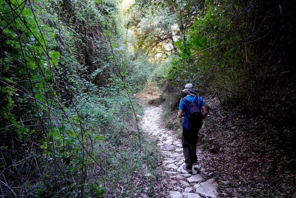 Hiking Routes…