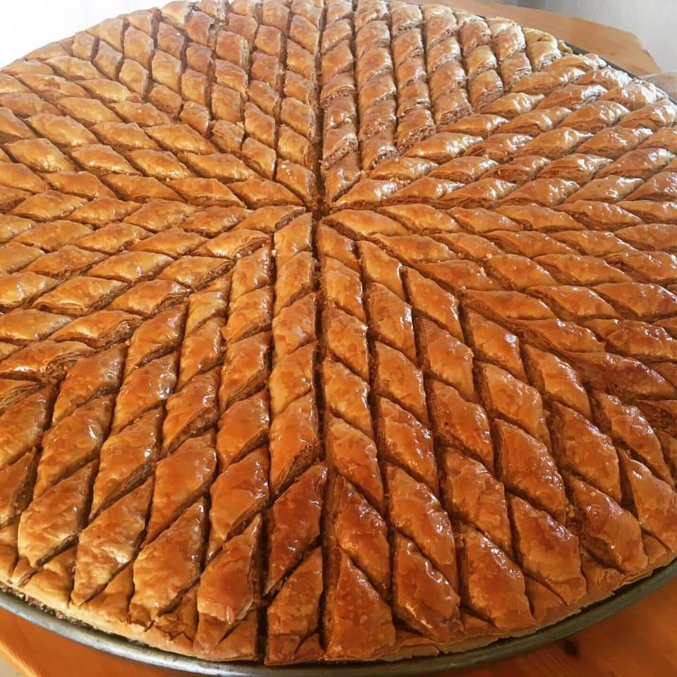 Traditional Skiathos sweets