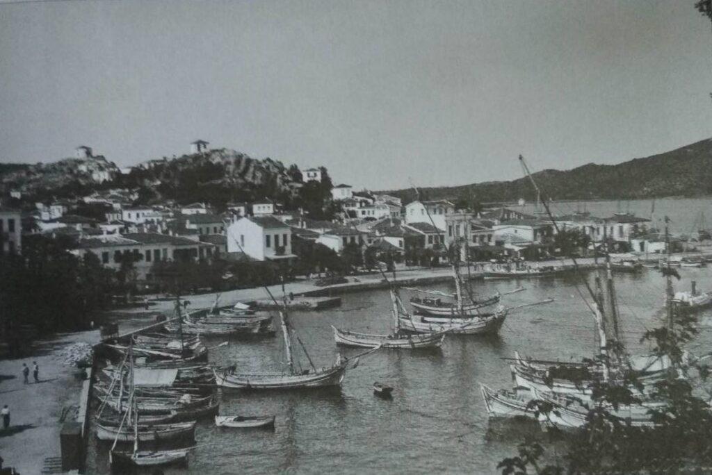 Shipping in Skiathos
