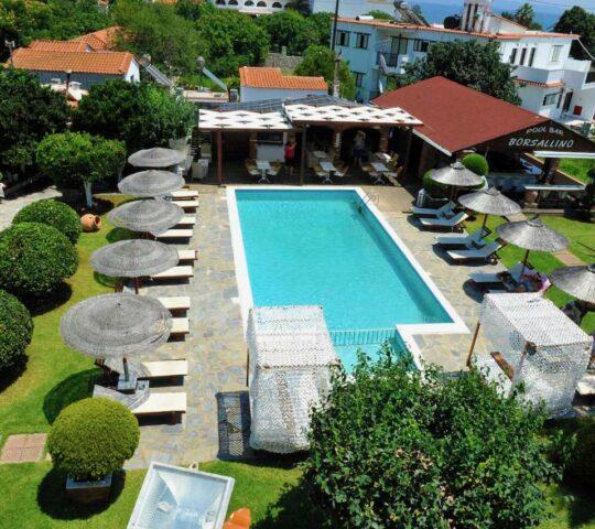 Yialis Apartments Borsalino